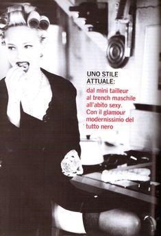 ☆ Jaime Rishar | Photography by Arthur Elgort | For Vogue Magazine Italy | August 1994 ☆ #Jaime_Rishar #Arthur_Elgort #Vogue #1994
