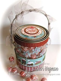 Crafts: Paint Can #1.
