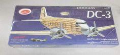 shopgoodwill.com: 3 Guillow's Airplane Model Kits w/NIB