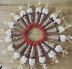 Reindeer Hot Chocolate, Chocolate Cone, Christmas Chocolate, Christmas Eve Box, Christmas Crafts, Xmas, Christmas Ideas, Party Packs, Party Gifts