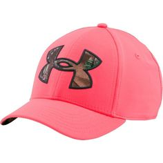 ffb3289b280eed Under Armour Women s Caliber 2.0 Stretch Fit Hat