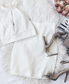 Given that regular women do not have the opportunity to go to film red carpet events to dress attractive for, street wear is a great method to flaunt your individual style regularly. Classy Outfits For Women, Dressy Outfits, Spring Outfits, Cute Outfits, Clothes For Women, Fashion Mode, Fashion Outfits, Womens Fashion, Style Fashion