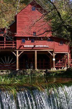 Hodgson Mill in Missouri