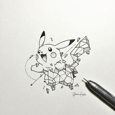 Here's Pikachu to brighten up the day! ⚡️
