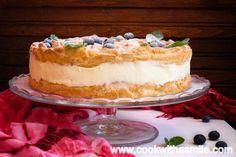 Bulgarian Desserts, Bulgarian Recipes, Food Flatlay, Vanilla Cake, Cake Decorating, Cheesecake, Dessert Recipes, Cooking Recipes, Pudding