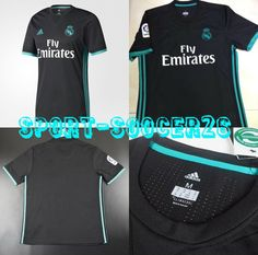 a1b925397 New Real Madrid kit 17 18 Thai AAA Best Quality Real Madrid kit adult shirts