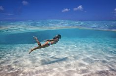 Neste calor, fotografias que irão instigar seus instintos aquáticos!
