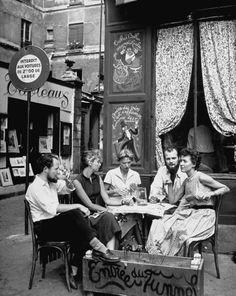 Paris 1949 Photo: Dmitri Kessel