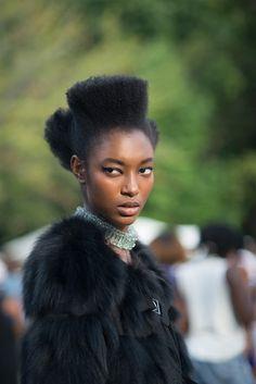 AfroPunk Fashion Vogue Italia