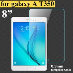 For Samsung Galaxy Tab A Premium Tempered Glass Screen Protector Ultra HD Tablet Anti shatter protective film Tempered Glass Screen Protector, Samsung Galaxy, Film, Movie, Film Stock, Cinema, Films
