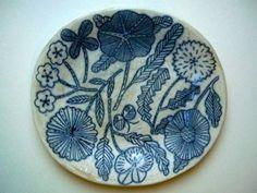 plate by Makoto Kagoshima
