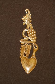 lovespoon 310 [spoon310] - $51.56 : Welsh love spoons The Lovespoon Gallery
