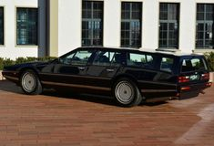 This 1987 Aston Martin Lagonda Shooting Brake was professionally built to the order of a previous owner between 1996 and 1999. The original 3-speed has been upgraded to a 4-speed, and the car is described as regularly serviced and well-preserved with 39k kilometers from new. Find it here at Emil Fre