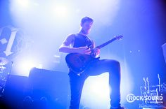 Architects' Tom Searle Passes Away At 28 - News - Rock Sound Magazine Rock Sound, High Expectations, Passed Away, Music Bands, Architects, Toms, Stage, Give It To Me, Magazine
