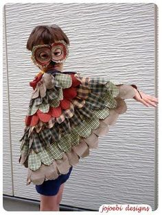 DIY Halloween DIY Costumes :DIY Animal Costume : DIY  What kind of bird do you find in the kitchen?