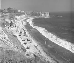 1970 Abalone cove in Palos Verdes.