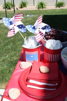 memorial day party games