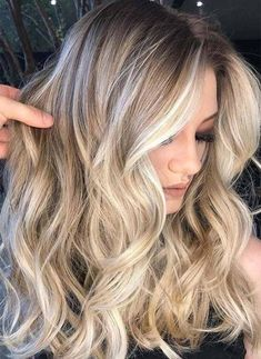 47 Dimensional Blonde Hair Color Trends 2018