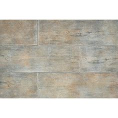 Porcelain tile that looks like WOOD! Want wood in the kitchen but afraid of water damage... this is the PERFECT solution!! Plus there are so many tile details that can be designed with these- Real custom kitchen!!  (Daltile, Timber Glen (Porcelain)- Heath Rustic)