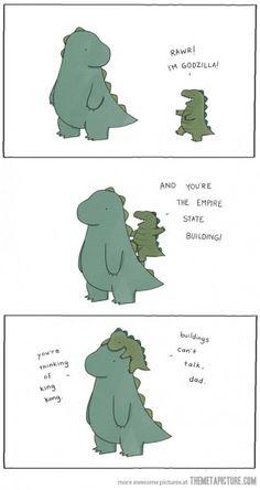 #cute #dinosaurs #funny  Lol! :P