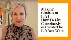 You've been making decisions since the moment you woke up. Big and small, your decisions shape your life.  As you're making choices in life and in business, strive to be mindful of your decisions. Knowing how to live consciously makes all the difference, because you determine what kind of day you have each day.