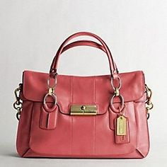 KRISTIN ELEVATED LEATHER FLAP SATCHEL | review | Kaboodle