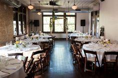 Pollen restaurant wedding