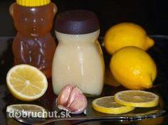 Cesnekový elixír Glass Of Milk, Lime, Health Fitness, Fruit, Drinks, Ethnic Recipes, Beauty, Food, Lima