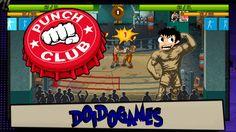 Punch Club - Não se fala do Clube da Porradaria! - Doidogames #58 (PC Ga...