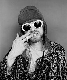 La última sesión de fotos de Kurt Cobain | NOISEY