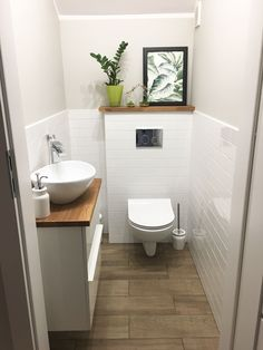 Wc Ideas & Wc wc ideas / wc design & wc & wc ideas downstairs loo & wc ideas & wcw quotes & wcw quotes woman & wcw woman crush wednesday & wc design modern</p> Bathroom Under Stairs, Small Toilet Room, Bathroom Decor Apartment, Wc Ideas, Small Toilet, Wc Design, Bathroom Interior, Small Bathroom, Bathroom Decor