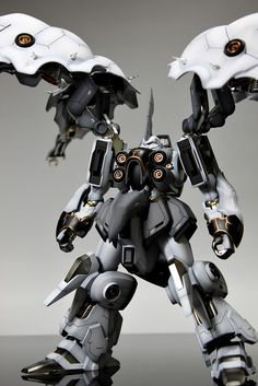 1/144 NZ-666 Kshatriya: Custom Paint #gundam #mecha