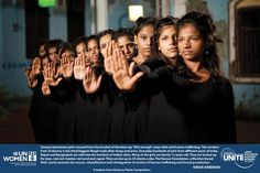 Image from UN Women India's Freedom from Violence for Women & Girls photo competition (Photo credit Kiran Ambwani)