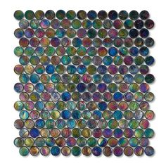 #Sicis #Neoglass Barrels 520 2 cm   #Murano glass   on #bathroom39.com at 65 Euro/sheet   #mosaic #bathroom #kitchen