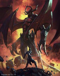 Varna by Bayard Wu Final Fantasy X Concept Art World, Fantasy Concept Art, Final Fantasy X, High Fantasy, Fantasy World, Fantasy Art, Monster Design, Monster Art, Fantasy Creatures