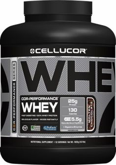 Cor-Performance Whey by Cellucor at Bodybuilding.com - Lowest Prices on Cor-Performance Whey!