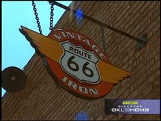 Head inside the Route 66 Vintage Iron Motorcycle Museum in Miami, Oklahoma to check out a vast collection of motorcycles and memorabilia.