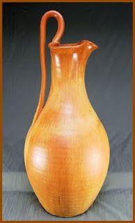 Thurston Cole of C. C. Cole Pottery