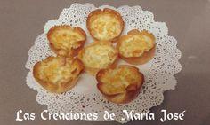 Las Creaciones de María José: PASTELITOS DE ARROZ http://mariajoseysuscreaciones.blogspot.com.es/2015/01/pastelitos-de-arroz.html