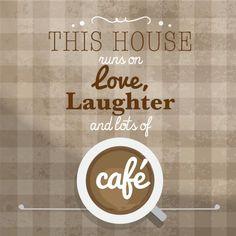 All you need is coffee...en andere koffiespreuken - LOL - Flair