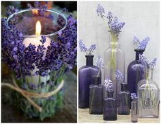 5 Ideas fáciles para decorar una comunión en malva | Decorar tu casa es facilisimo.com