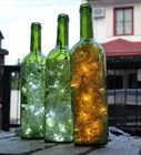 How to Cut Wine Bottles for Crafts: 14 Steps (with Pictures) Cutting Wine Bottles, Empty Wine Bottles, Bottle Cutting, Birch Bark Crafts, White Christmas Lights, Make Your Own Wine, Ways To Recycle, Accent Lighting, Wine Making