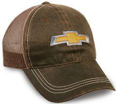 Chevrolet Weathered Mesh Cap