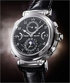 PATEK PHILIPPE SA - Grand Complications Ref. 6300G-001