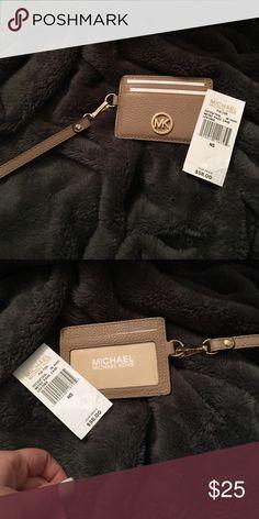Id case Michael kors brand new Michael Kors Other