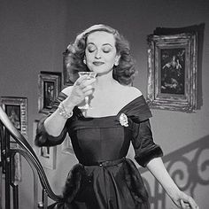 Bette Davis, 'All About Eve', 1950.