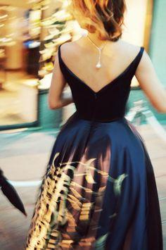 Tifanny Blue Gala Great Gatsby Nonoo Dress Kelly Glamourai Jamie Beck