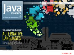 Java Magazine - July/August 2014 - Front Cover