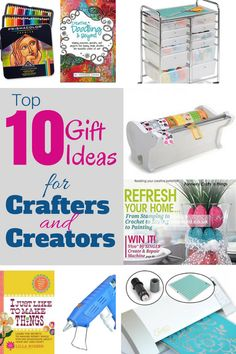 Top 10 Gift Ideas for Crafters and Creators by Southern Charm Wreathsffffc