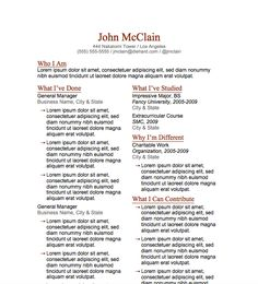 Free Resume Download Substantial  Microsoft Word Format  Resumes